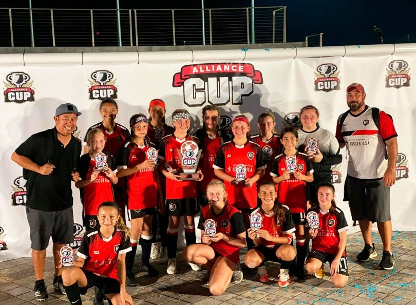 Alliance Cup in Naples, FL
