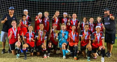 B1 USA success at the Naples Junior Cup