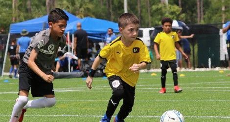 B1 at the Publix Labor Day Cup