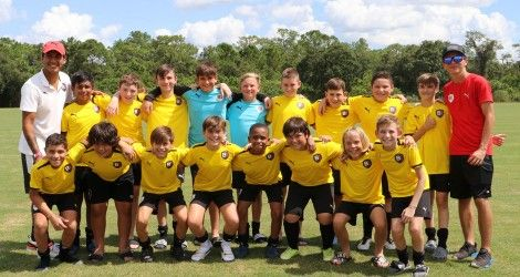 B1 hit the grounds of the FL Extreme Cup